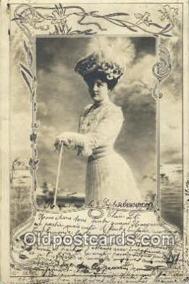 reu001088 - Reutlinger, Paris Reutlinger Postcard Postcards
