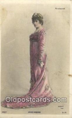 reu001090 - Reutlinger, Paris, Jane Hading Reutlinger Postcard Postcards