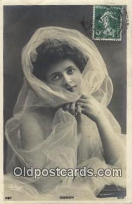 reu001107 - Reutlinger, Paris, Gibson Reutlinger Postcard Postcards