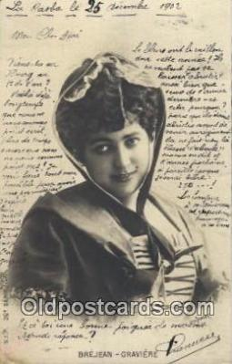 reu001130 - Brejean-Graviere Reutlinger Postcard Postcards