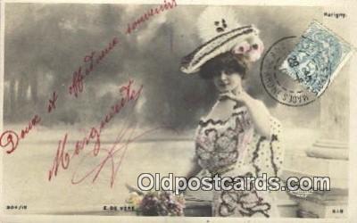 reu001135 - Paris Reutlinger Postcard Postcards