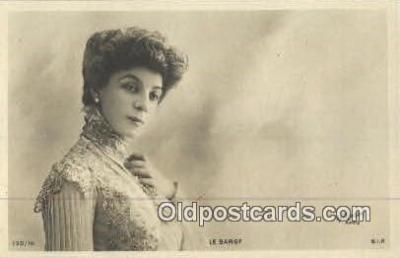 reu001142 - Paris, Nina D'asty Reutlinger Postcard Postcards