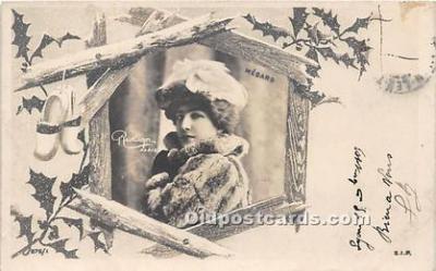 reu001160 - Reutlinger Photography Postcard