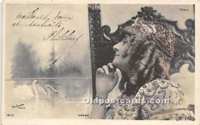 reu001166 - Reutlinger Photography Postcard