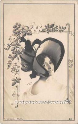 reu001188 - Reutlinger Photography Postcard