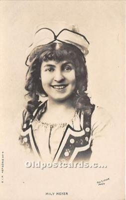 Mily Meyer
