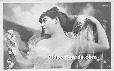 reu001198 - Reutlinger Photography Postcard