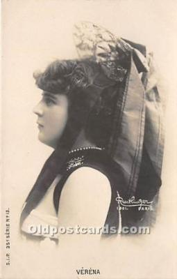 reu001200 - Reutlinger Photography Postcard