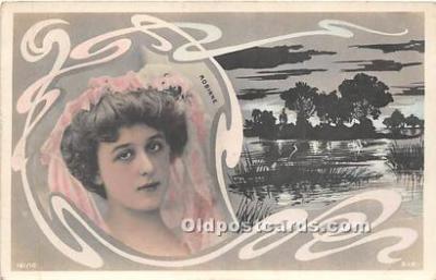 reu001204 - Reutlinger Photography Postcard