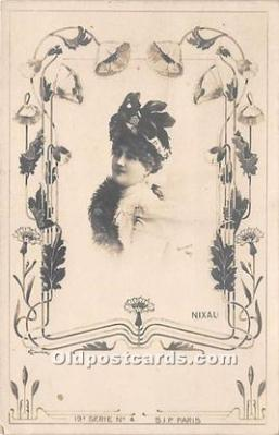 reu001234 - Reutlinger Photography Postcard