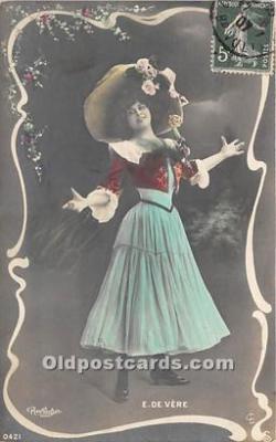 reu001252 - Reutlinger Photography Postcard