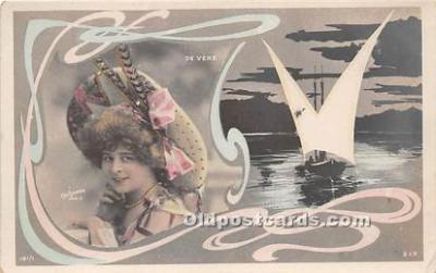 reu001257 - Reutlinger Photography Postcard