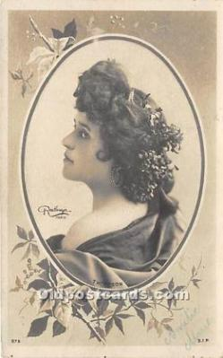 reu001284 - Reutlinger Photography Postcard