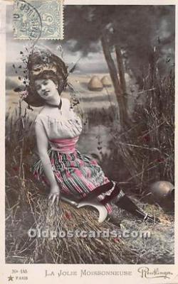 reu001298 - Reutlinger Photography Postcard