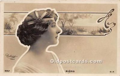reu001317 - Reutlinger Photography Postcard