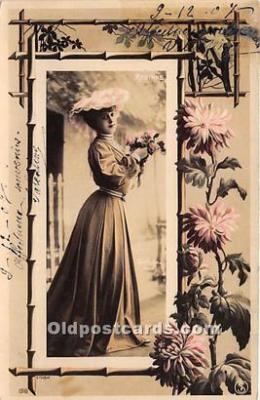 reu001326 - Reutlinger Photography Postcard