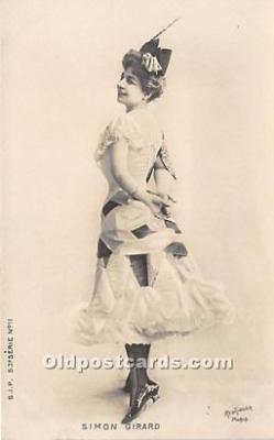 reu001378 - Reutlinger Photography Post Card