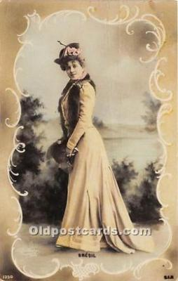 reu001399 - Reutlinger Photography Post Card