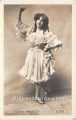 Gladys Archbutt