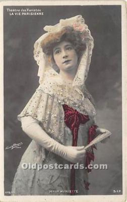 reu001495 - Saul Boyer, Paris Publishing Post Card
