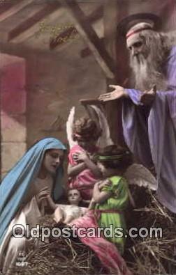rgn001018 - religion postcard postcards