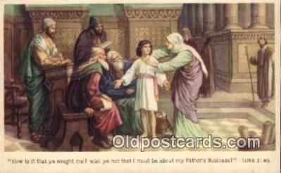 rgn001088 - religion postcard postcards