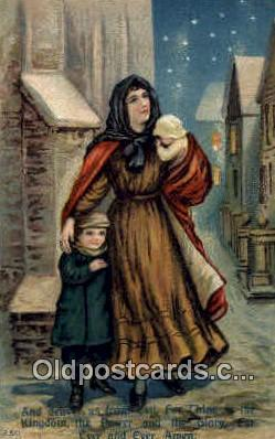 rgn001185 - Card #350, religion, religious, Postcard Postcards