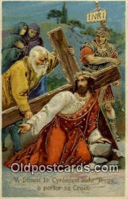 rgn001205 - religion, religious, Postcard Postcards