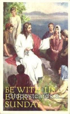 rgn001309 - Series No.1011 Abingdon Religion, Religious, Postcard Postcards