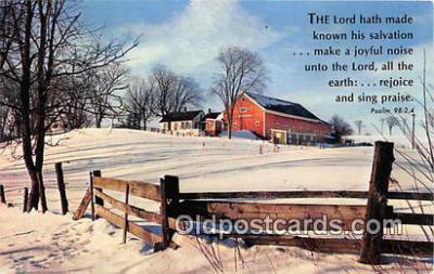 rgn100491 - Religion Postcard