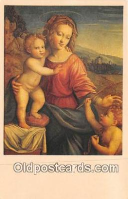 Madonna & Child with St John