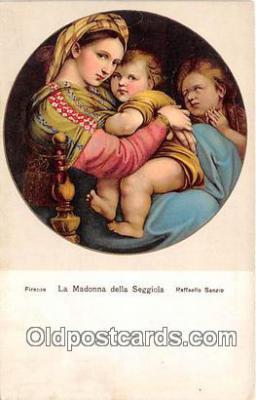 La Madonna Della Seggiola