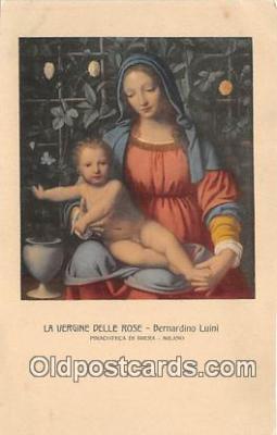 La Vergine Delle Rose