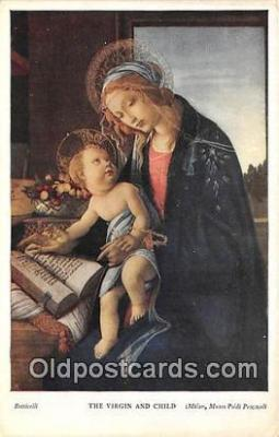 Virgin & Child