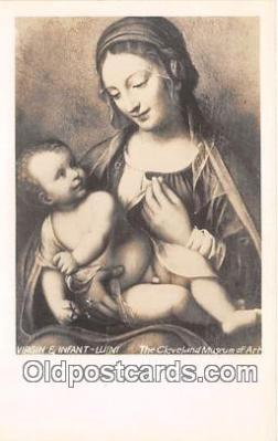 Virgin & Infant Luini