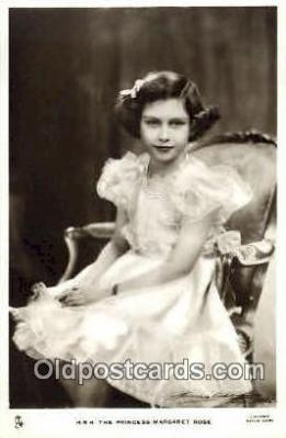 roy001053 - Princess Margaret Rose British Royalty Postcard Postcards