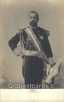 roy050001 - Prince Albert Royalty & Leaders Postcard Postcards