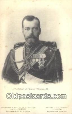 LEmpereur De Russie Nicolas II