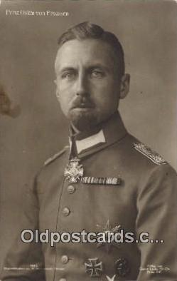 Prinz Oskarvon Preussen