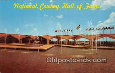 National Cowboy Hall of Fame