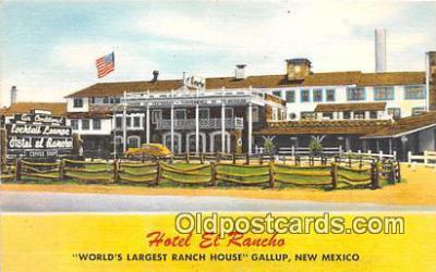 Linen, Hotel El Rancho