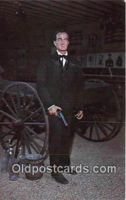 Jesse James Wax Museum