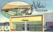 rds001015 - Oklahoma City, OK  O'Mealey's Cafeteria Road Side Postcard Post Cards