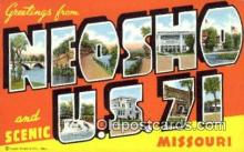 rds001033 - U.S. 71 Road Side USA Neosho Road Side Postcard Post Cards
