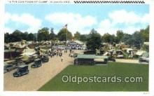rds001047 - Dixieland Road Side USA Tin Can Tourist Camp Road Side Postcard Post Cards