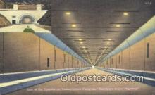 rds001048 - Pennsylvania Turnpike USA Tunnel Road Side Postcard Post Cards