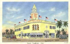 rds001066 - Miami, Florida USA Miami Mayflower Shop Road Side Postcard Post Cards
