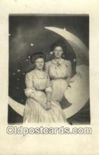 rea005062 - Paper Moon, Real Photo Postcard Postcards