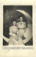 rea005062 - Paper Moon, Real Photo Postcard Postcards