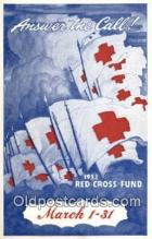 red001036 - Red Cross Postcard Postcards